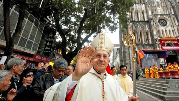 Card. Filoni in Vietnam: si rafforza il dialogo con la Santa Sede
