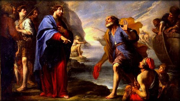 Venite, vi farò diventare pescatori di uomini (Mc 1,14-20)