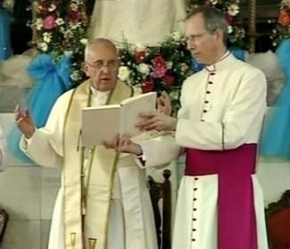 Papa Francesco a Madhu: qui ci troviamo nella dimora di nostra Madre