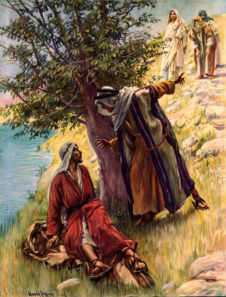 Io ti ho visto quando eri sotto l'albero di fichi (Gv 1,43-51)
