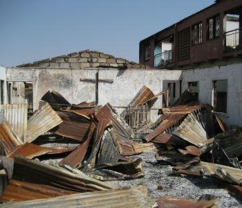 Niger: Messe senza paramenti nelle chiese distrutte dai roghi
