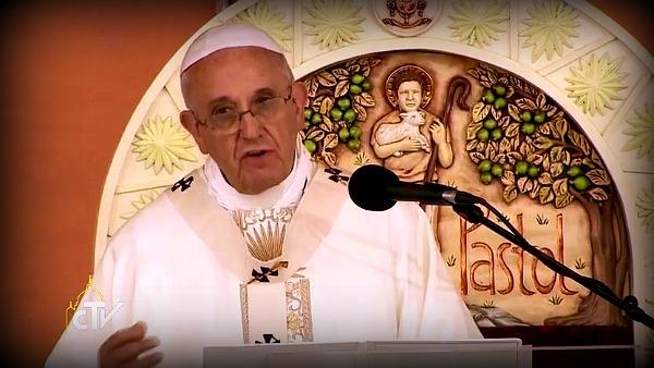 Papa Francesco al Rizal Park: Il diavolo è il padre della menzogna