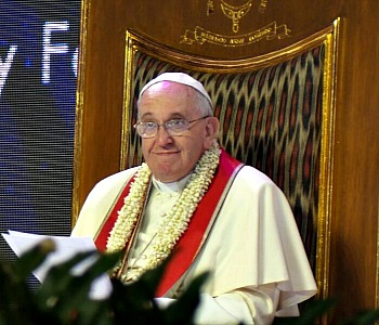 Lo straordinario discorso alle famiglie pronunciato da Papa Francesco al Mall of Asia Arena