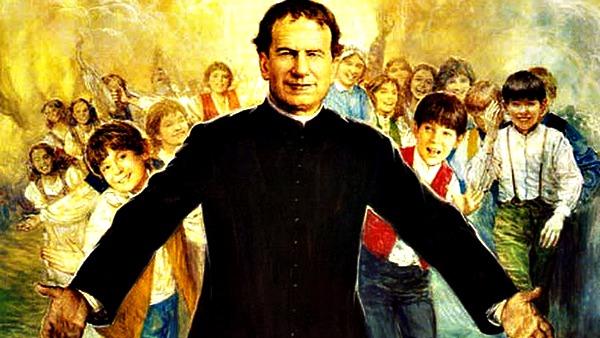 San Giovanni Bosco: Ricordatevi che l'educazione è cosa del cuore