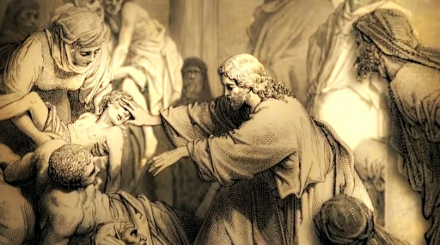 #Vangelo: Quel Dio che s'immerge nelle nostre ferite