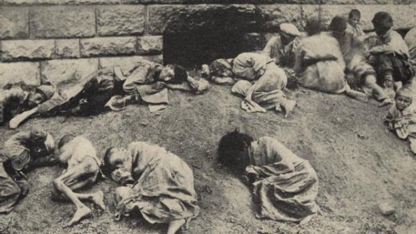 Pubblicati i documenti Vaticani sul genocidio degli armeni