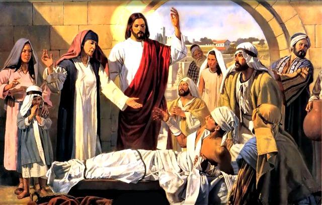 Il Figlio dell'uomo ha il potere di perdonare i peccati sulla terra