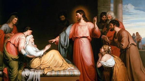 E andò per tutta la Galilea (Mc 1,29-39)