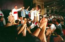 23 anni fa a Manila la X Giornata Mondiale della Gioventù. Oltre 5 milioni di giovani con il Papa e Gesù