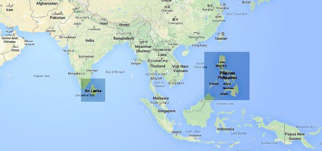 Speciale viaggio apostolico di Papa Francesco in Sri Lanka e Filippine
