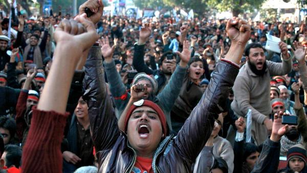 Dalla Cecenia al Niger la protesta dei musulmani