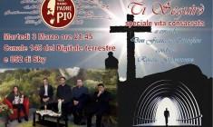 Ti seguirò. Speciale vita consacrata su Padre Pio TV