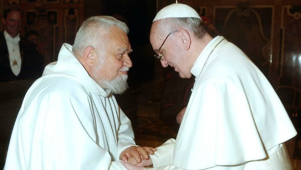 P. Bianchi: la Lectio divina ti regala lo sguardo di Dio