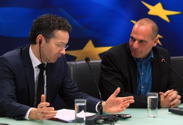 La Grecia invia il piano L'Ue: buon punto di partenza