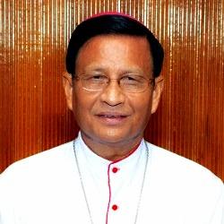 Mons. Charles Maung Bo, S.D.B.