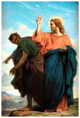 #Vangelo: Dai sassi emerge la vita, crediamo nell'amore