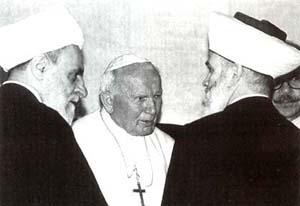 Giovanni-Paolo-II-con-musulmani