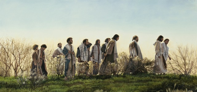 #Vangelo: Gesù manda i suoi per il mondo