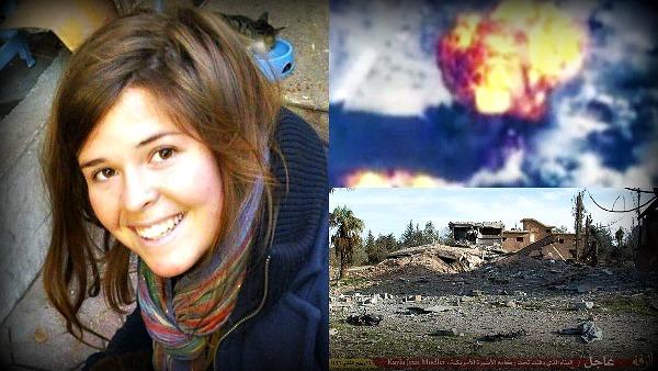 Is: giovane americana morta in raid giordano. Amman: propaganda