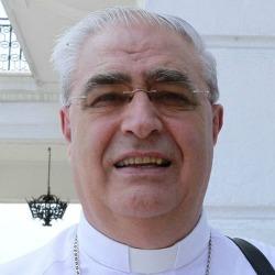Mons. José Luis Lacunza Maestrojuán, O.A.R.