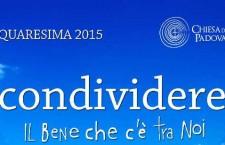 Padova, iniziative per la Quaresima