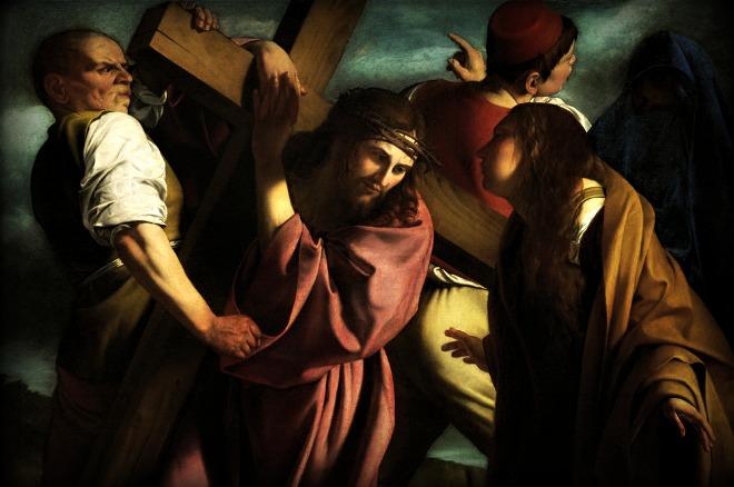 #Vangelo: Prenda la sua croce ogni giorno e mi segua