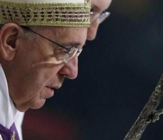 Il Papa non celebrerà la messa di Pasqua per i politici italiani