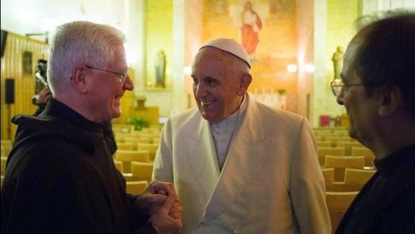 Grazie Padre, non è facile dare Esercizi ai sacerdoti, siamo così complicati…