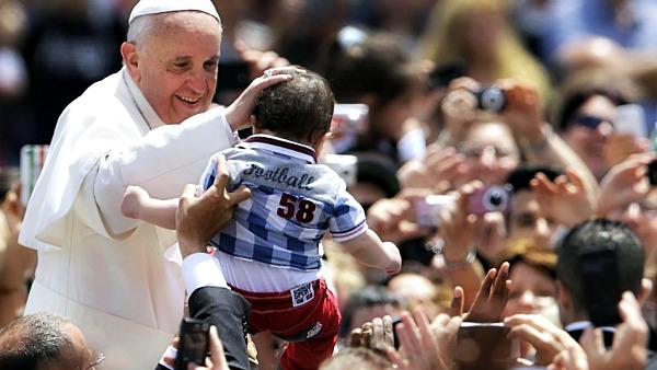 Papa Francesco: non c'è posto per chi abusa dei minori