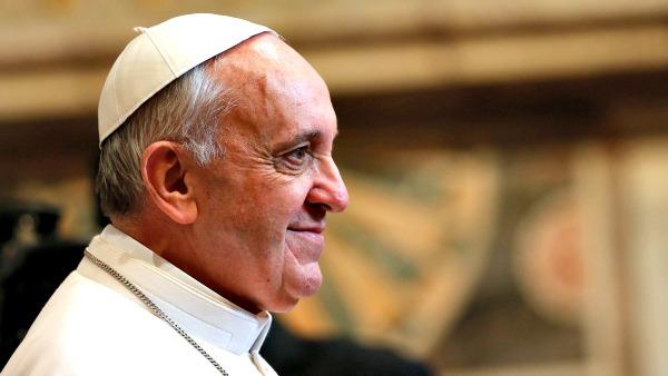 Papa Francesco: Contrastare la cultura del pessimismo con la fiducia nel futuro