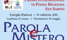 Poesia religiosa: Premio internazionale San Sabino