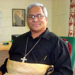 4 ottobre 2007 dal vescovo Soane Lilo Foliaki, S.M.