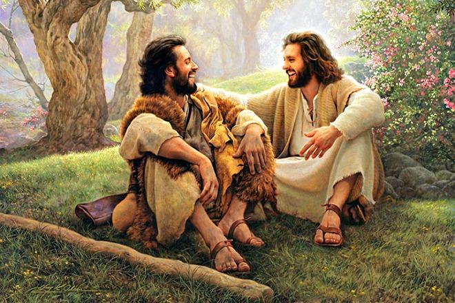 #Vangelo: Va' prima a riconciliarti con il tuo fratello.