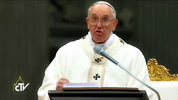 Papa Francesco: Come guide-guidate guidiamo a Gesù lasciandoci guidare da Lui.