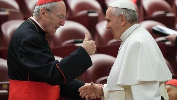 P. Lombardi: cardinali apprezzano lavoro di riforma della Curia