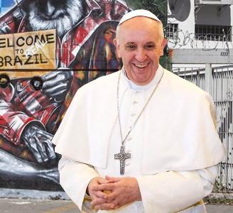 Brasile. Messaggio di Papa Francesco per la Campagna di Fraternità 2015