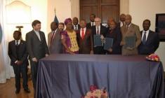 Leader Centrafrica firmano a Roma Dichiarazione per rilanciare la pace