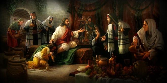 #Vangelo: Non sono venuto a chiamare i giusti, ma i peccatori