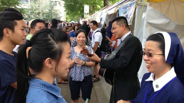 Saigon, gruppi cattolici in prima linea contro schiavismo e tratta di esseri umani