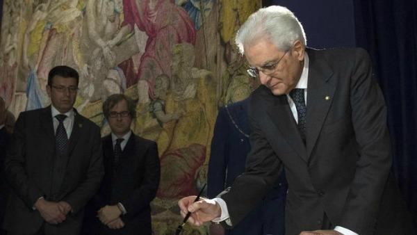 Quirinale: Mattarella riceve opposizioni dopo lo strappo con Renzi sulle riforme