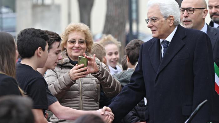 sindaco di Firenze Dario Nardella