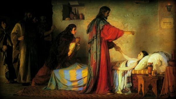 #Vangelo: Fanciulla, io ti dico: Alzati!