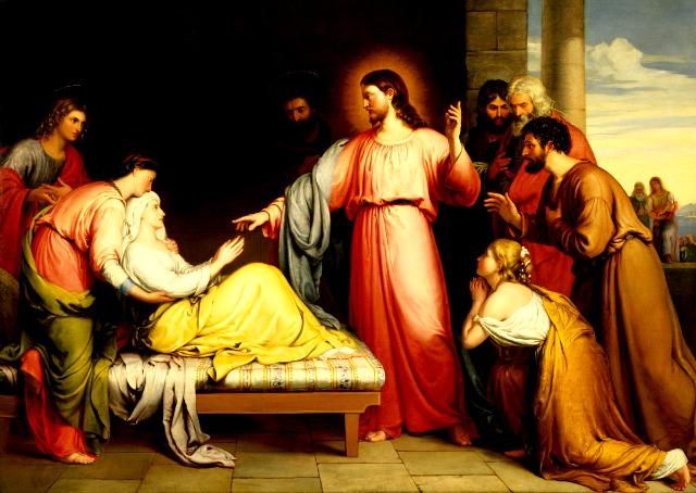 #Vangelo: Dio si avvicina con amore e guarisce la vita