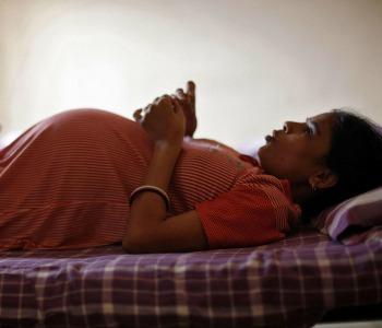 India, liberata la «schiava» che partoriva per conto terzi