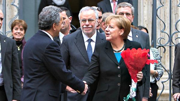Merkel a Sant'Egidio: siete gente coraggiosa