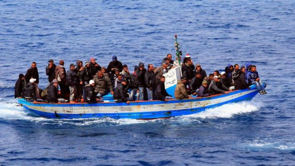 Lampedusa, 25 migranti morti assiderati