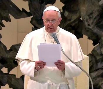 Papa Francesco: Il denaro è lo sterco del diavolo!