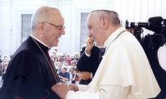 L'addio di monsignor Galantino a Cassano all'Jonio