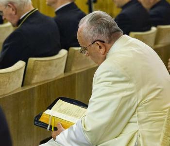 P. Fares: gli Esercizi con Bergoglio, esperienza del cuore straordinaria
