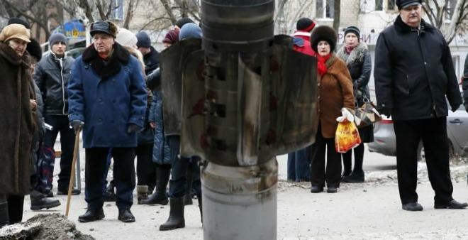Costa sta succedendo in Ucraina